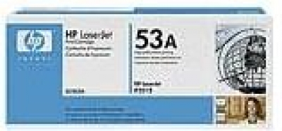IdealOffice, HP Black Print Cartridge for LJ P2015 /Q7553A/up to 3000 pages/129 лв с ДДС
