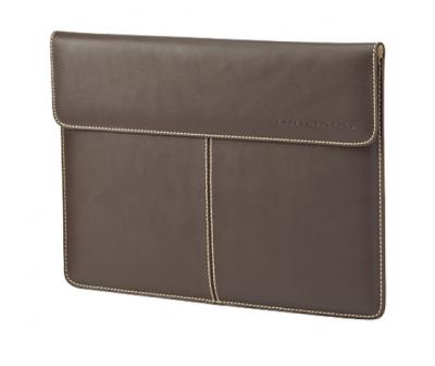 """Чанта, HP 13.3"""" Leather Sleeve F3W21AA - 85,01 лв. с ДДС"""
