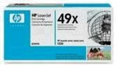 IdealOffice, HP LaserJet 1320 High Volume Smart Print Cartridge/ black /Q5949X/up to 6,000 pages/209 лв с ДДС