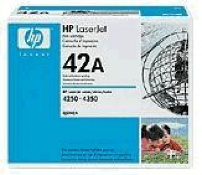 IdealOffice, HP LaserJet 4250/4350 Smart Print Cartridge/ black /Q5942A/up to 10,000 pages/239 лв с ДДС
