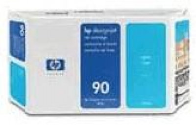 IdealOffice, HP No. 90 Cyan Ink Cartridge (400 ml)/C5061A/271 лв с ДДС