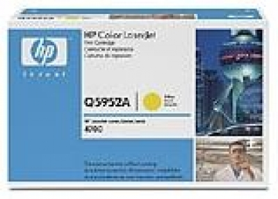 IdealOffice, HP Color LaserJet  Print Cartridge/ yellow /Q5952A/up to 10,000 pages/405 лв с ДДС