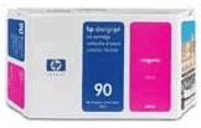 IdealOffice, HP No. 90 Magenta Ink Cartridge (225 ml)/C5062A/215 лв с ДДС