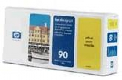 IdealOffice, HP No. 90 Yellow Printhead and Printhead Cleaner/C5057A/230 лв с ДДС
