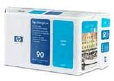 IdealOffice, HP No. 90 Cyan Value Pack (400 ml)/C5079A/403 лв с ДДС