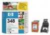 IdealOffice, HP 348 Photo Inkjet Print Cartridge/C9369EE/135 цветни снимки/40 лв с ДДС