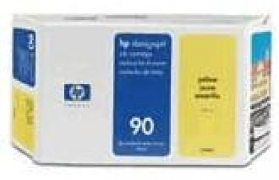 IdealOffice, HP No. 90 Yellow Ink Cartridge (400 ml)/C5065A/270 лв с ДДС