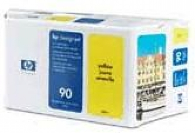 IdealOffice, HP No. 90 Yellow Value Pack (400 ml)/C5081A/404 лв с ДДС