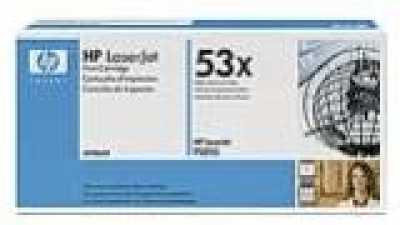 IdealOffice, HP Black Print Cartridge for LJ P2015/Q7553X /up to 7000 pages/238 лв с ДДС