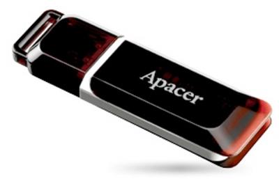 Флашка Apacer 4GB Handy Steno AH321 - USB 2.0 - 8,52 лв. с ДДС