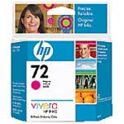 IdealOffice,  HP 72 69 ml Magenta Ink Cartridge with Vivera Ink/C9399A/66 лв с ДДС