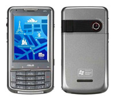 IdealOffice, ASUS PDA PHONE/P526W /GPS/MAP/618 лв с ДДС
