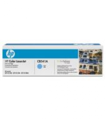 IdealOffice, HP Color LaserJet  Cyan Print Cartridge/CB541A/1400 стр/103 лв с ДДС