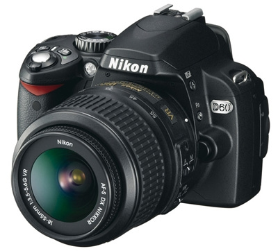 IdealOffice, Nikon D60 VR kit/1348 лв с ДДС
