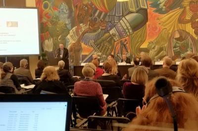 Синхронен превод на конференция в НДК
