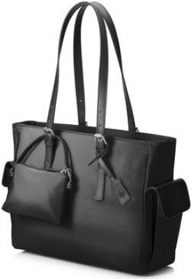"Чанта, HP 14"" Ladies Slim Tote – Black T7B35AA – 80 лв. с ДДС"