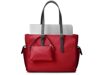 "Чанта, HP 14"" Ladies Slim Tote - Red T7B36AA - 80 лв. с ДДС"