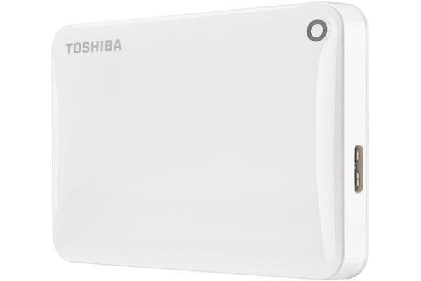 """Твърд диск Toshiba ext. drive 2.5"""" Canvio Connect II 500 GB – 111 лв. с ДДС"""