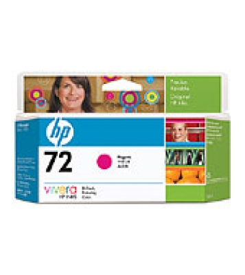 IdealOffice, HP 72 130 ml Magenta Ink Cartridge with Vivera Ink/C9372A/99 лв с ДДС