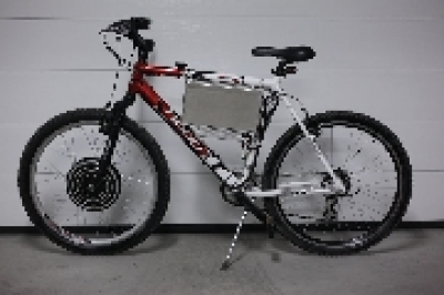 Джаджи - Gadgets - Електрически велосипед - eBike