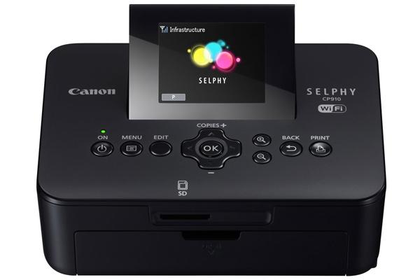 Canon SELPHY CP910 black - 178 лв. с ДДС